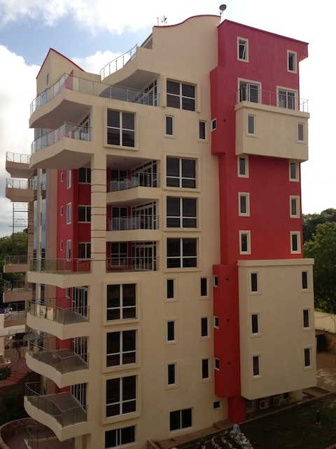 image of accra apartments